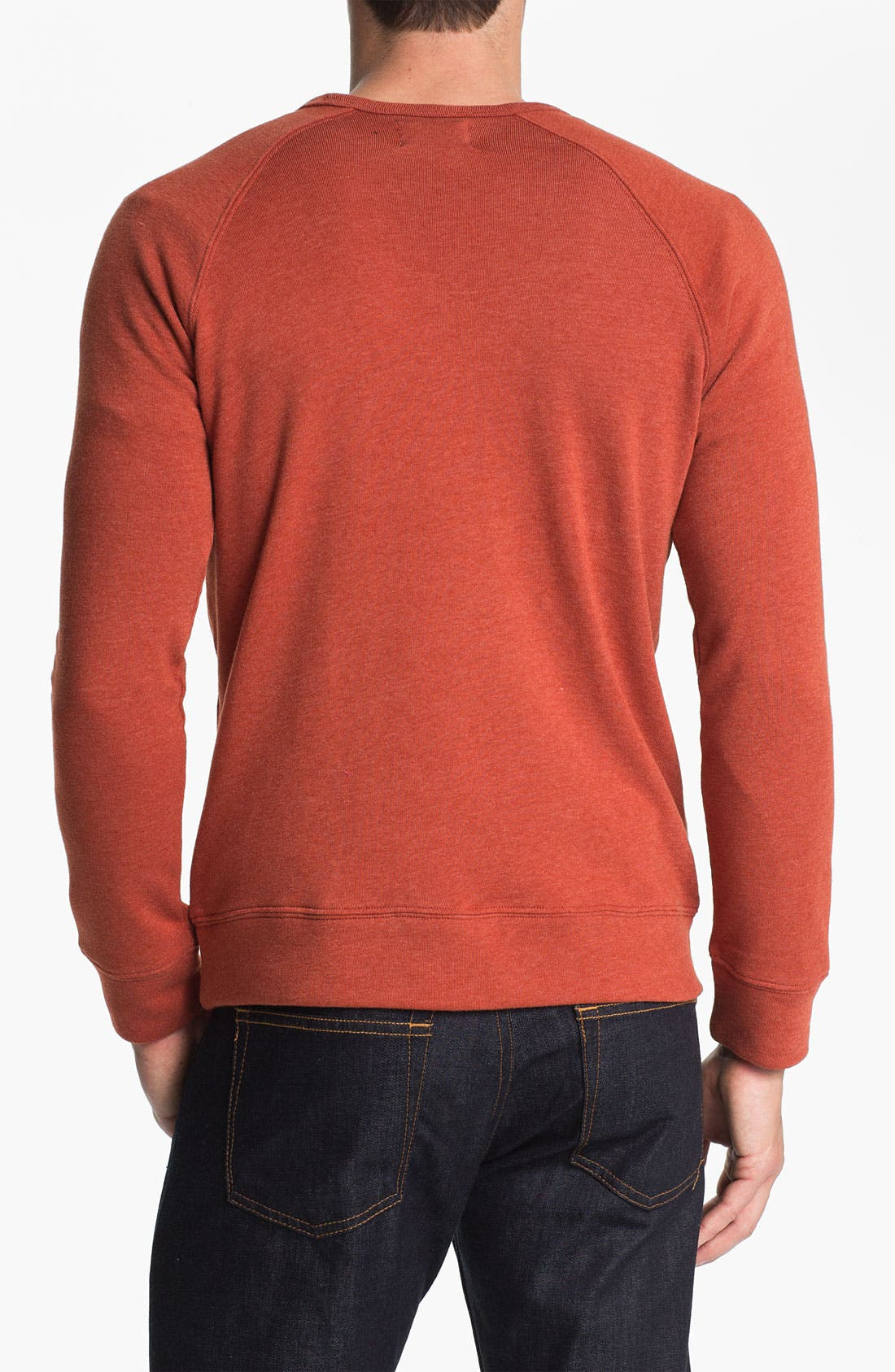 Alternate Image 2  - Obey 'Lofty Creature Comforts' Crewneck Sweatshirt