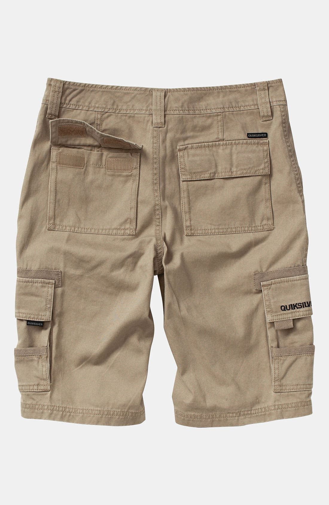 Alternate Image 3  - Quiksilver 'Escargot' Cargo Shorts (Big Boys)
