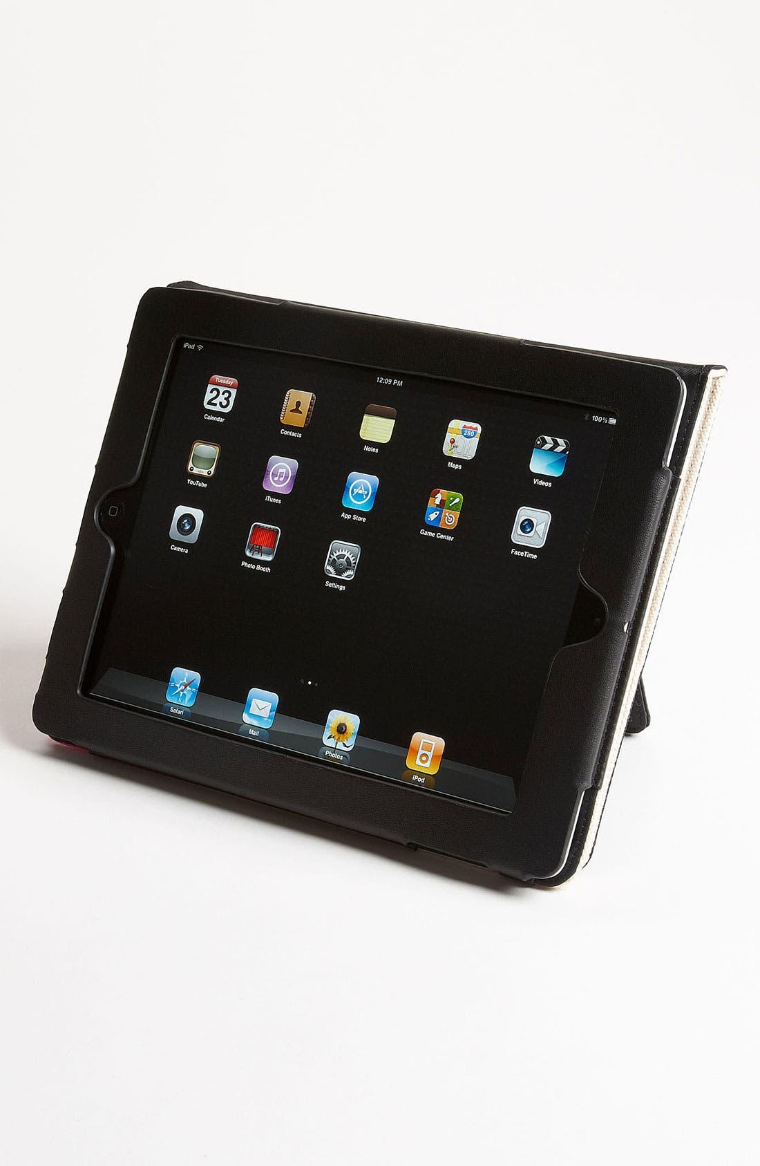 Alternate Image 3  - kate spade new york 'mani pedi' iPad 2 & 3 folio