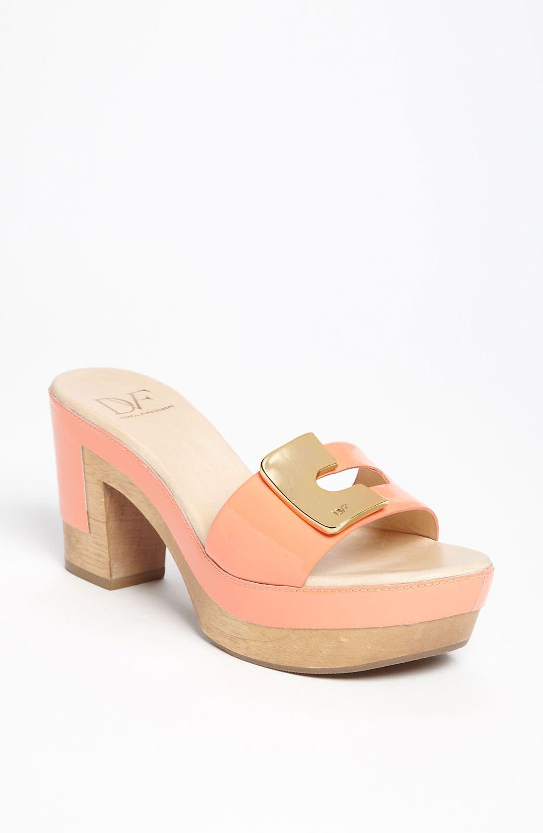 Alternate Image 1 Selected - Diane von Furstenberg 'Straton' Sandal