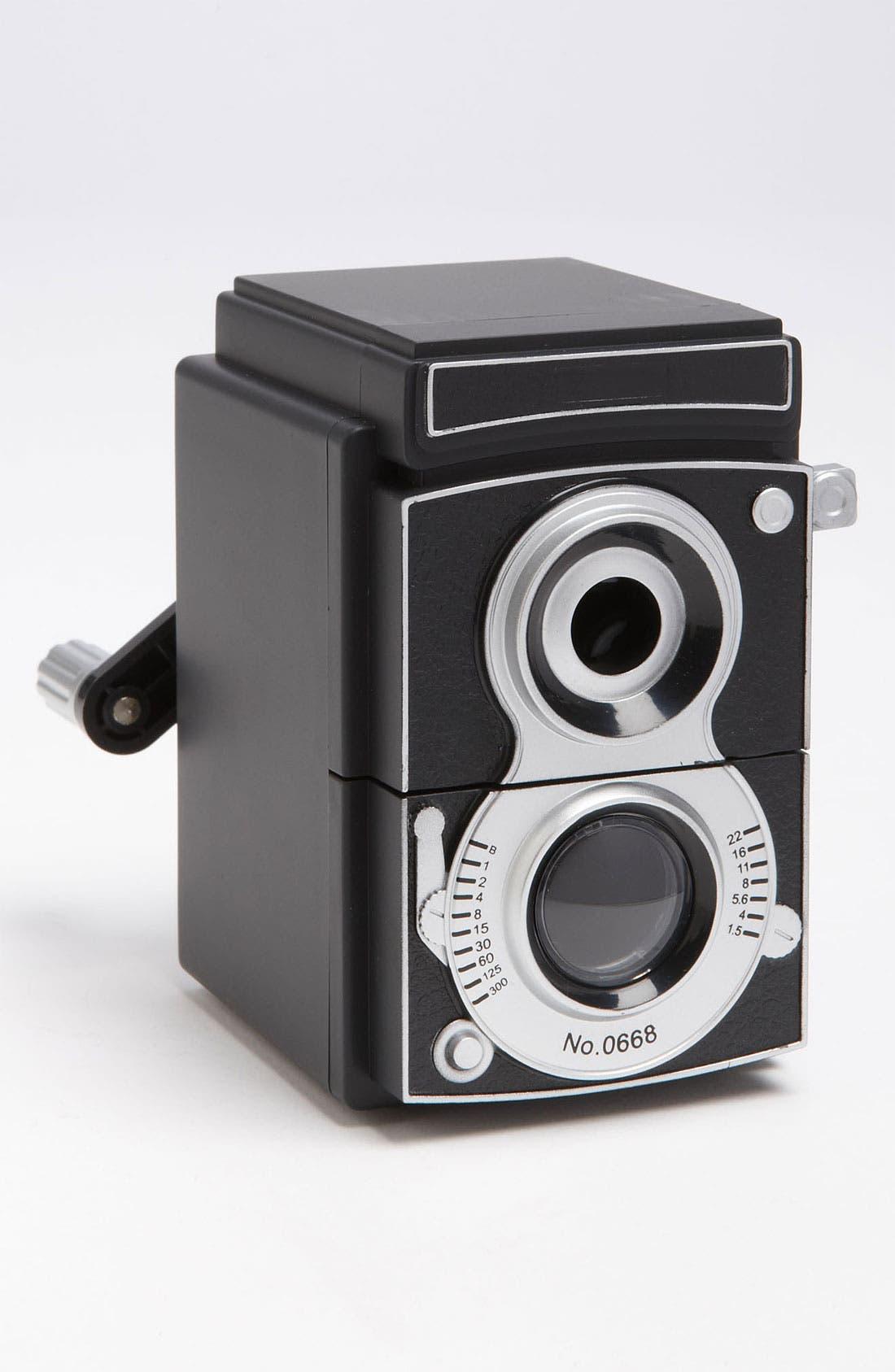 Alternate Image 1 Selected - Kikkerland Design Camera Pencil Sharpener