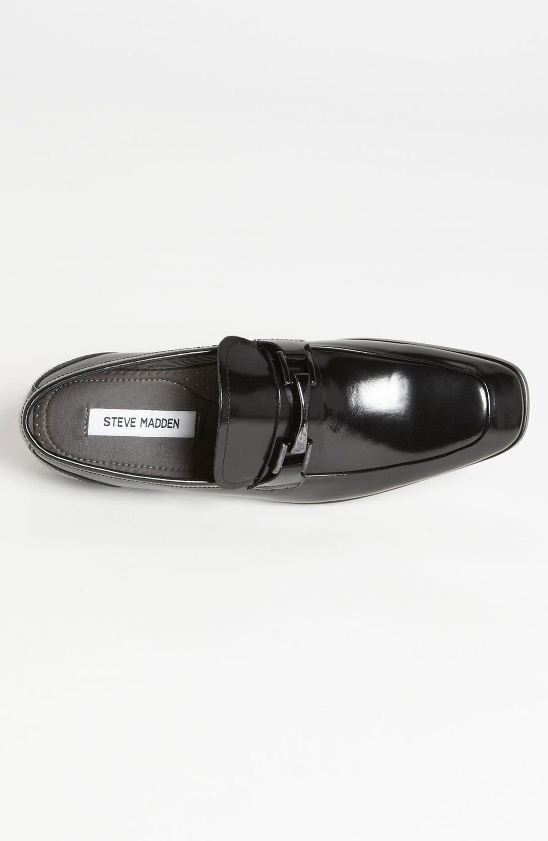 Alternate Image 3  - Steve Madden 'Juggler' Bit Loafer (Online Only)