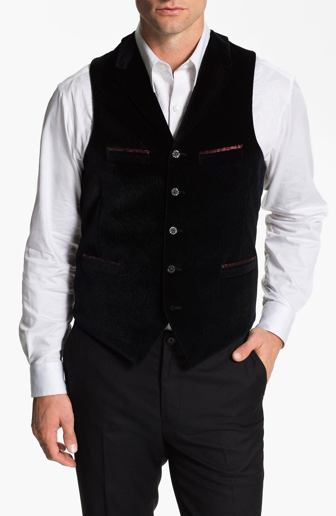 Alternate Image 1 Selected - Robert Graham 'Westminster' Vest