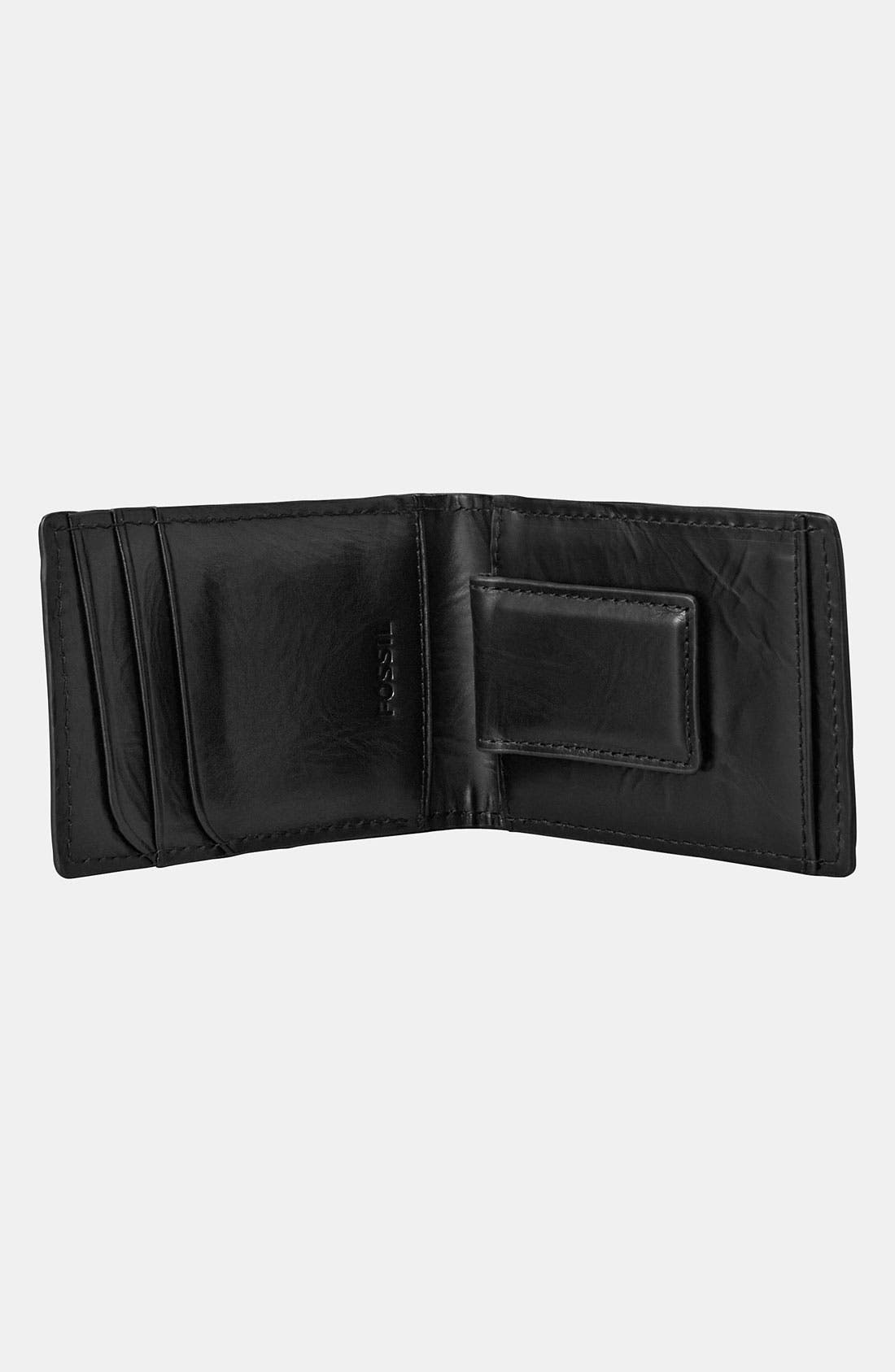 Alternate Image 3  - Fossil 'Norton' Bifold Wallet