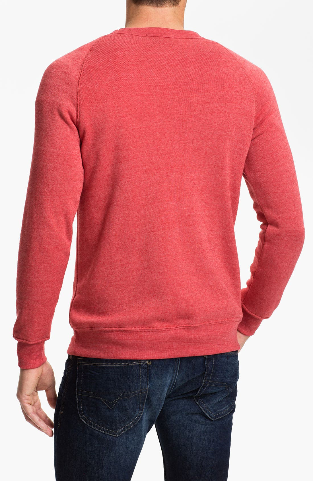 Alternate Image 2  - Alternative 'The Champ' Sweatshirt