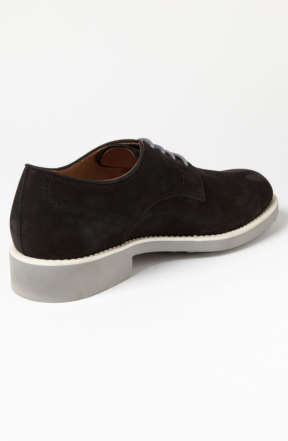 Alternate Image 2  - Tod's Suede Buck Shoe