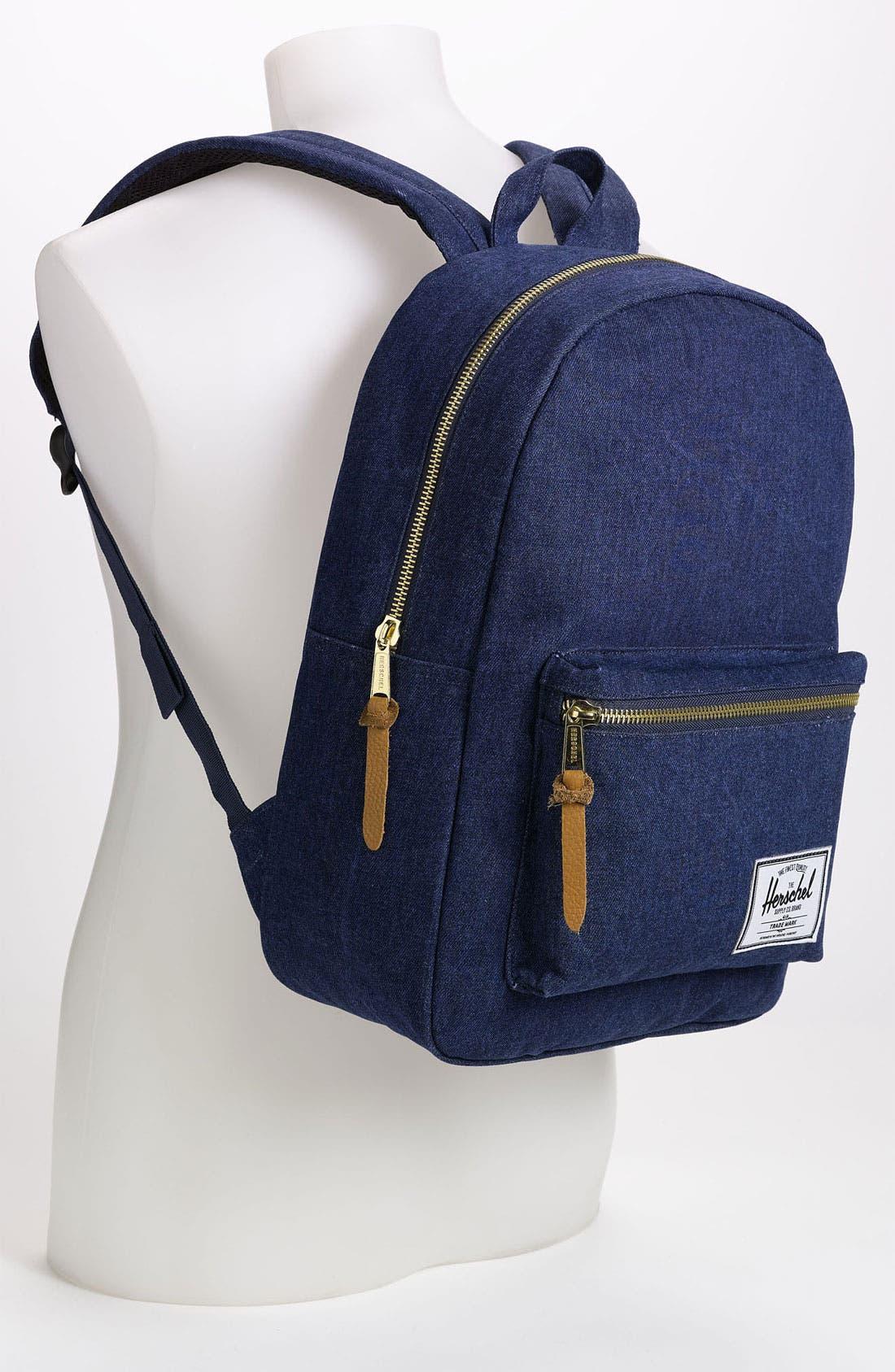 Alternate Image 4  - Herschel Supply Co. 'Settlement - Denim Collection' Backpack