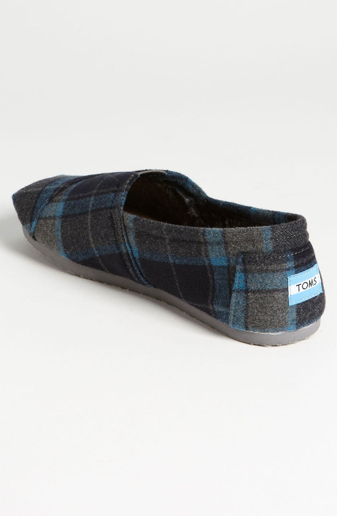 Alternate Image 2  - TOMS 'Classic' Wool Slip-On (Men)