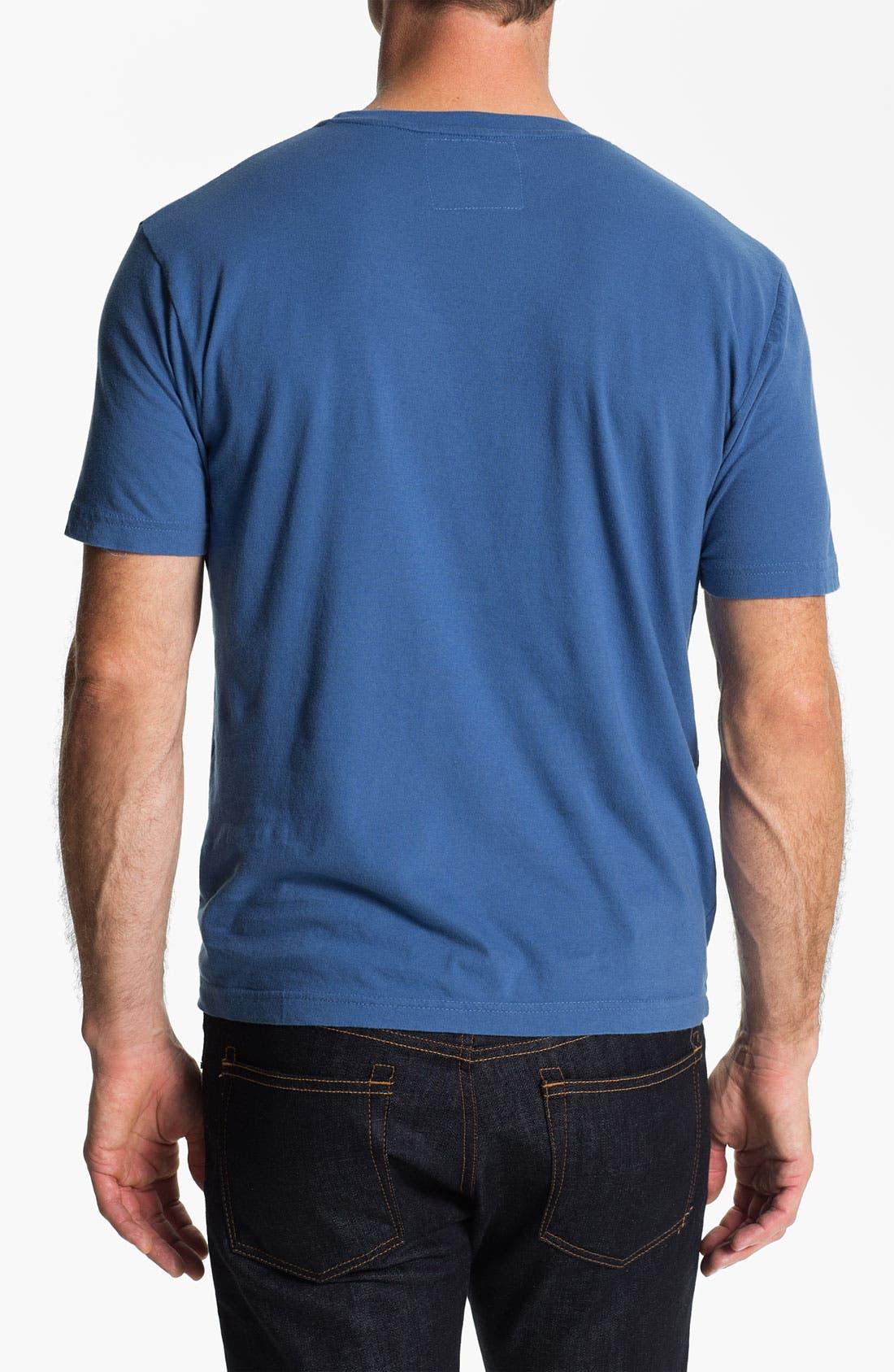 Alternate Image 4  - Red Jacket 'Brass Tacks - Vancouver Canucks' T-Shirt