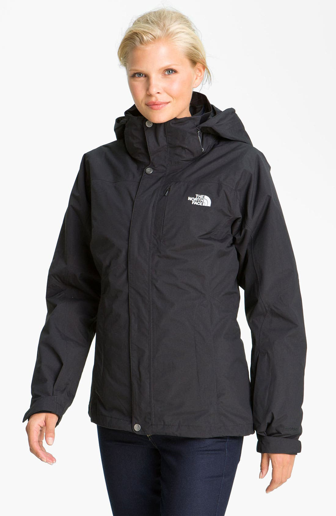 Main Image - The North Face 'Deuces' TriClimate® 3-in-1 Jacket