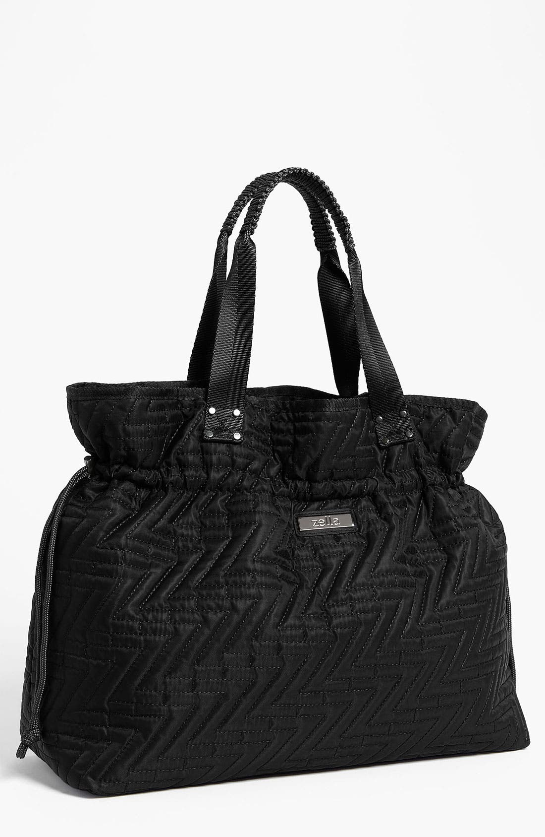 Alternate Image 1 Selected - Zella Drawstring Reversible Tote