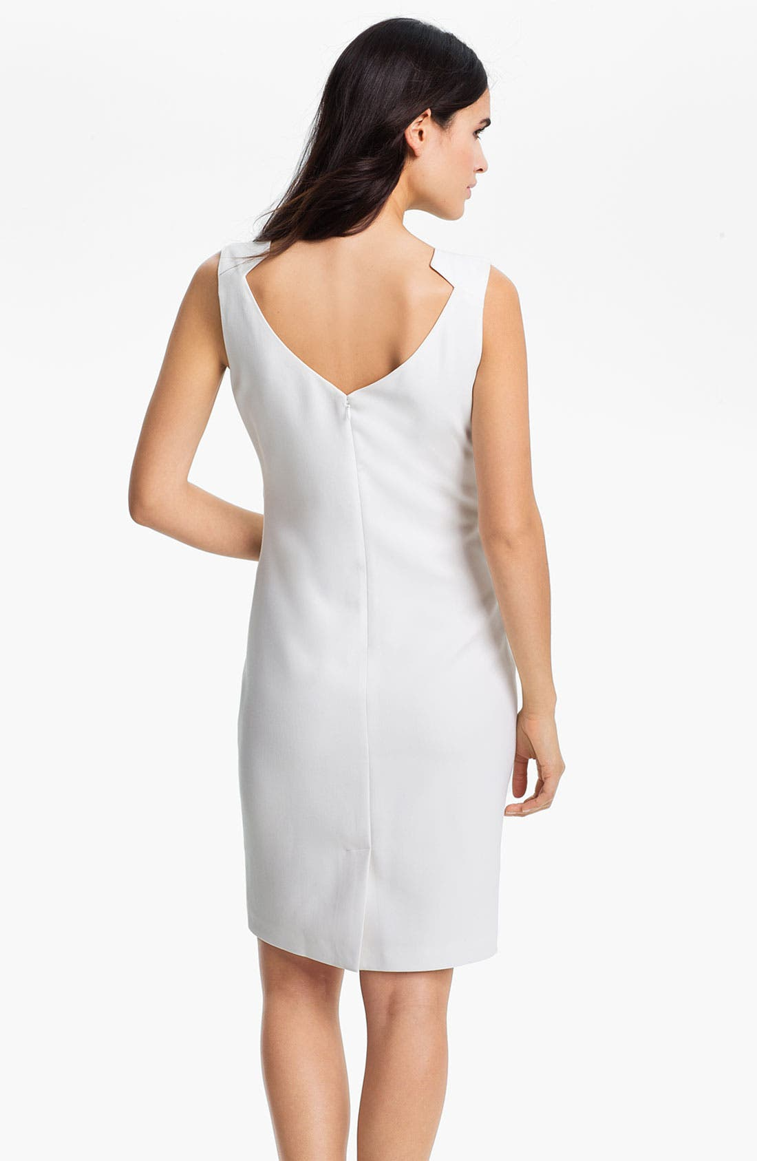 Alternate Image 2  - T Tahari 'Arona' Sheath Dress