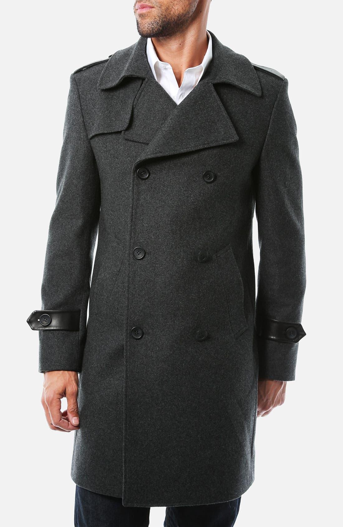 Main Image - 7 Diamonds 'Arezzo' Wool Coat