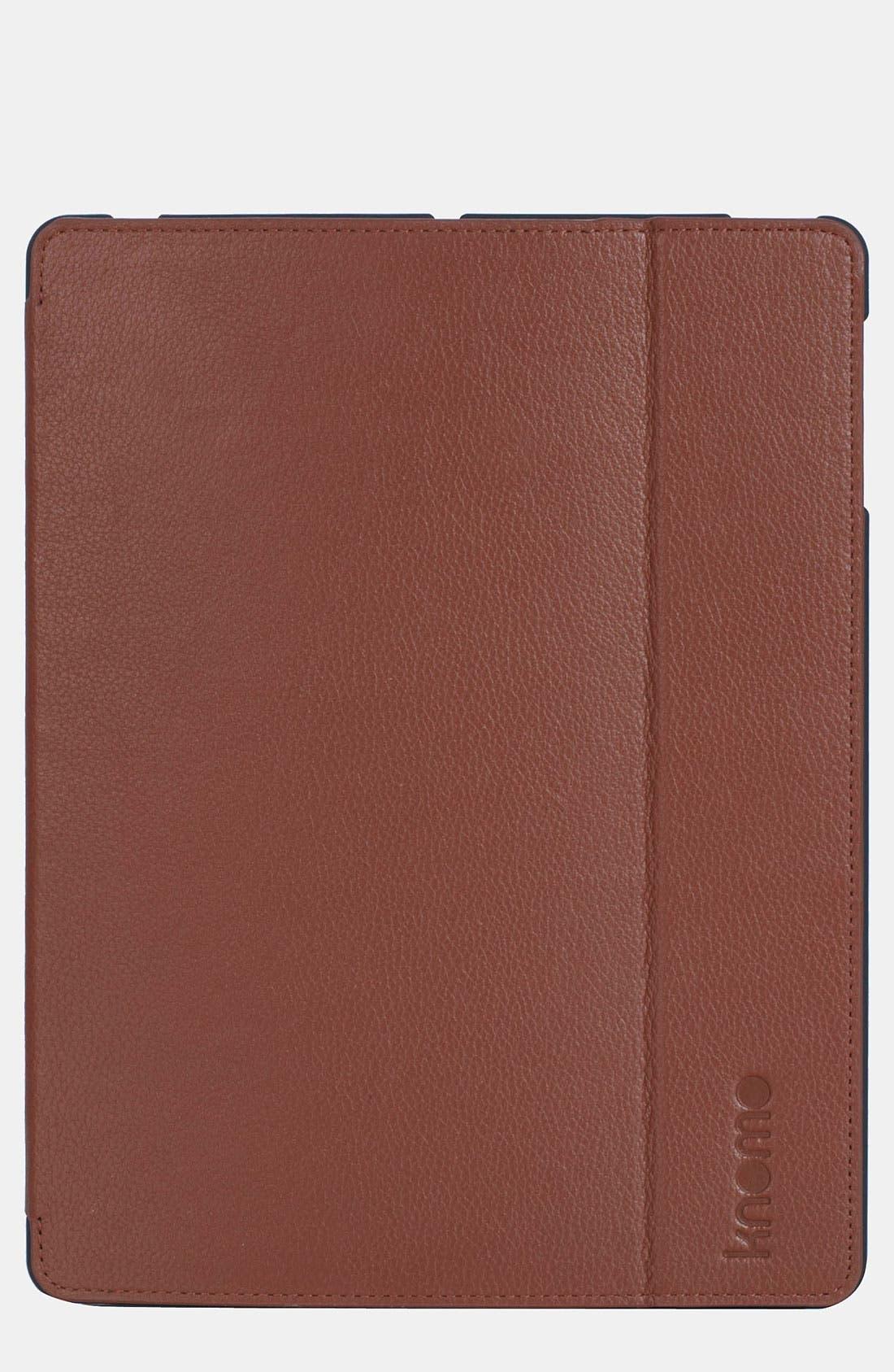 Alternate Image 1 Selected - KNOMO London iPad 3 Portfolio Case