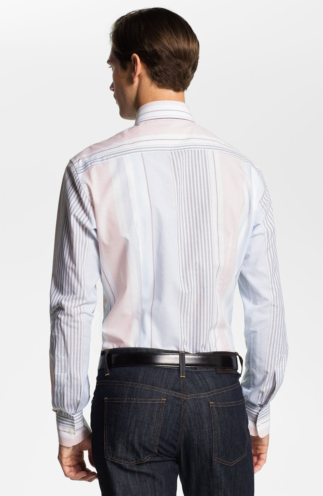 Alternate Image 2  - Salvatore Ferragamo Sport Shirt