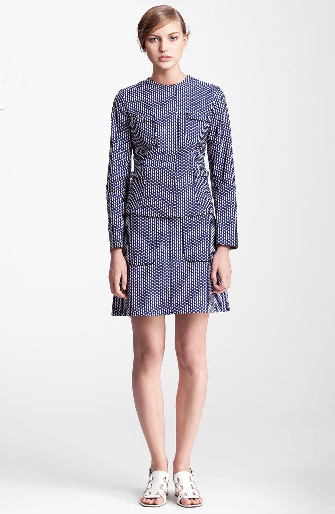 Main Image - Marni Edition Print Woven Jacket