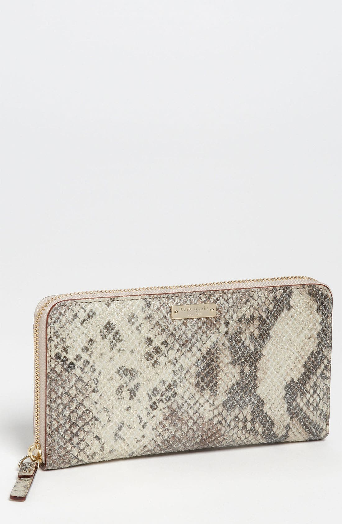 Main Image - kate spade new york 'cobble hill - lacey' wallet