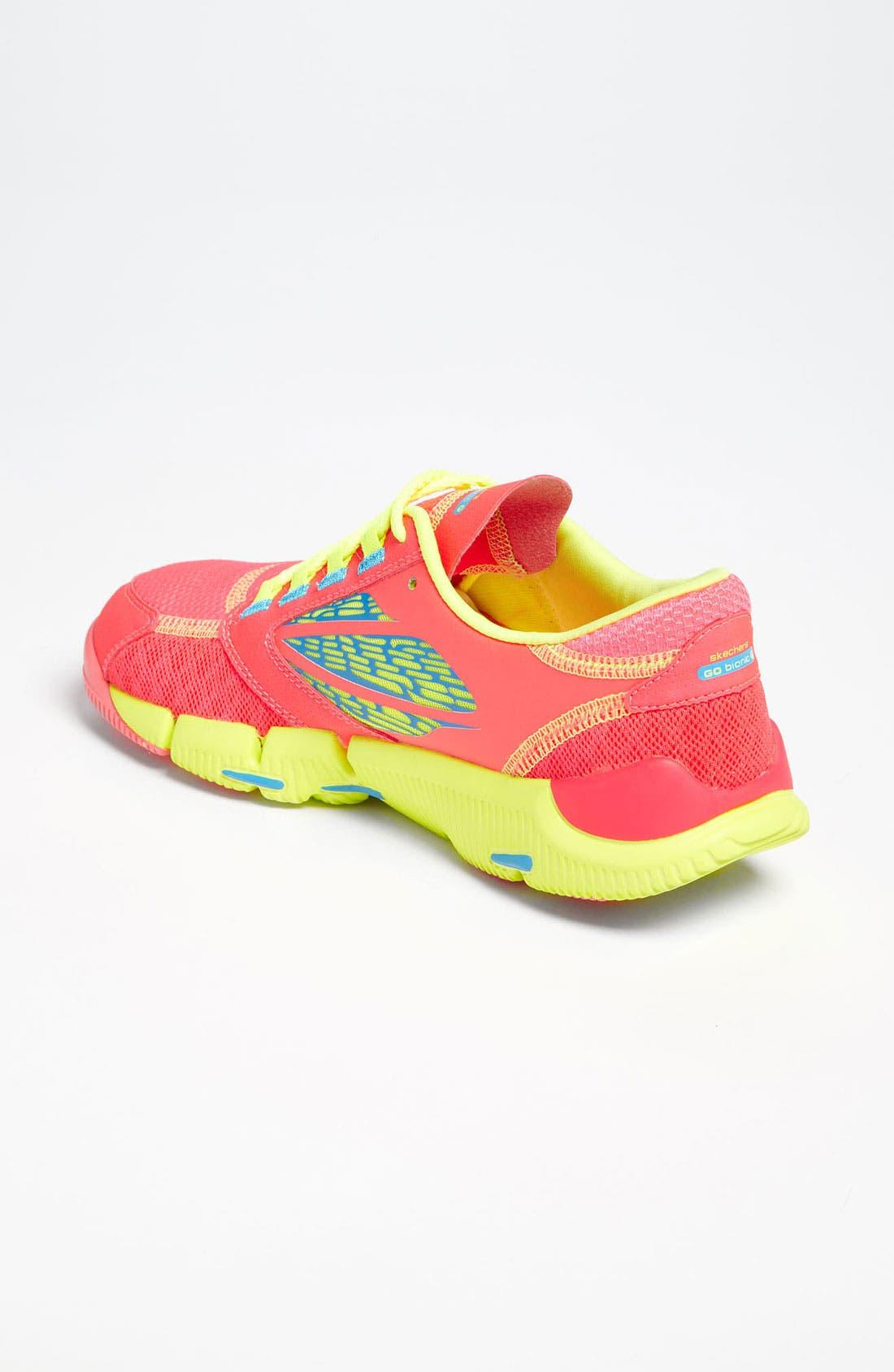 Alternate Image 2  - SKECHERS 'GOBionic Ride' Running Shoe (Women)