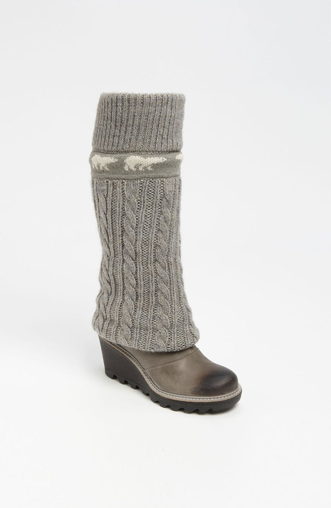 Alternate Image 1 Selected - Sorel 'Crazy Cable' Wedge Boot