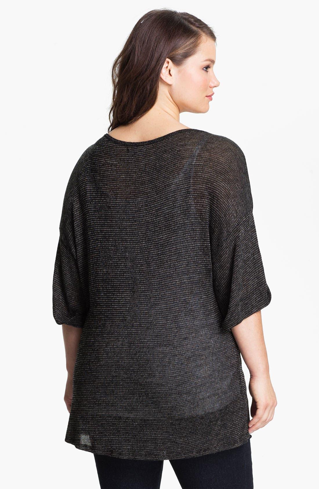 Alternate Image 3  - Nation LTD 'Helena' Sweater (Plus)