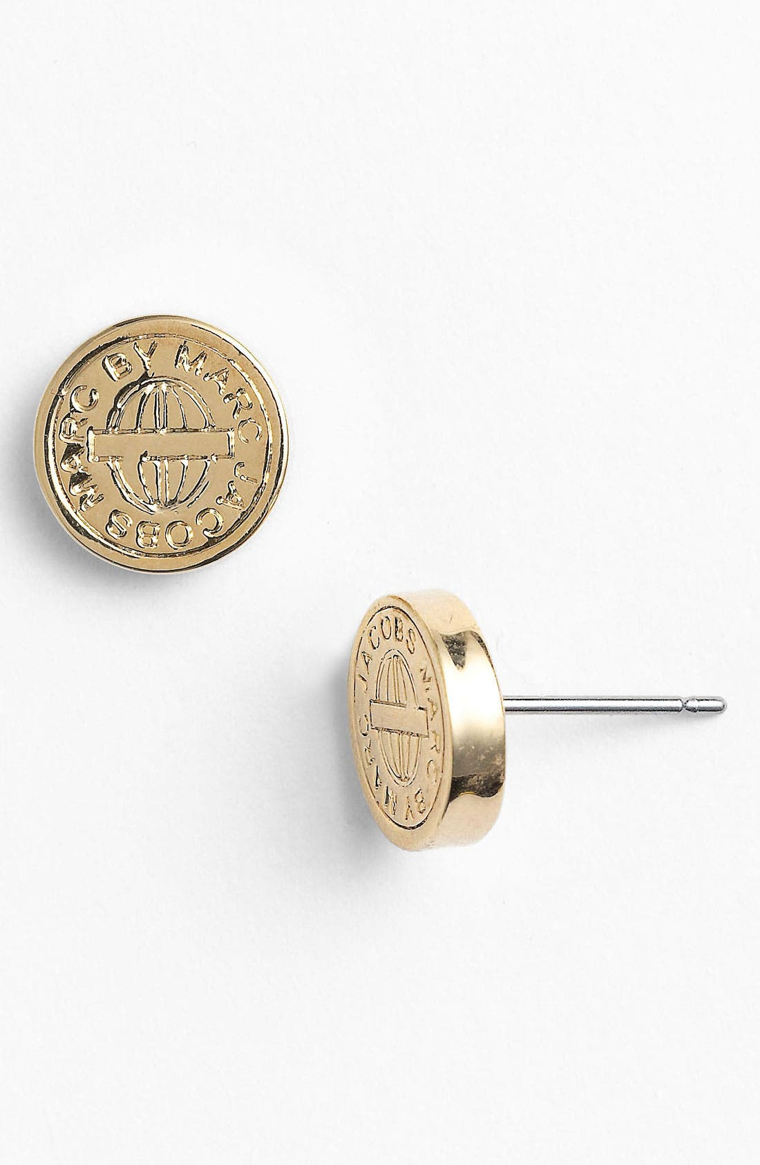 Main Image - MARC BY MARC JACOBS 'Toggles & Turnlocks' Stud Earrings
