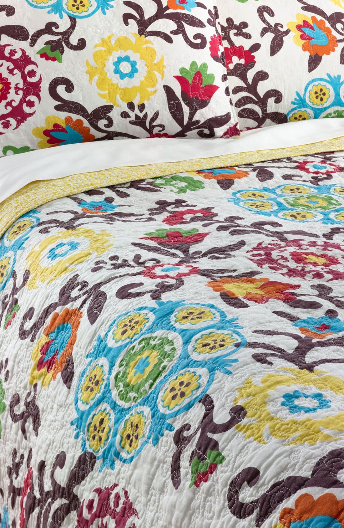 Main Image - Levtex 'Corazon' Quilt