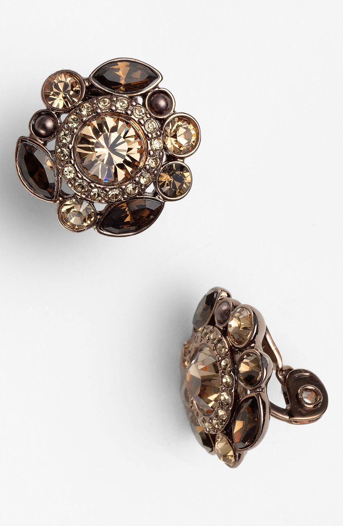 Alternate Image 1 Selected - Givenchy Clip Earrings