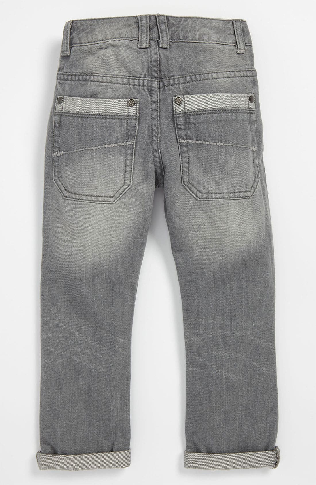 Main Image - United Colors of Benetton Kids Skinny Leg Jeans (Infant)