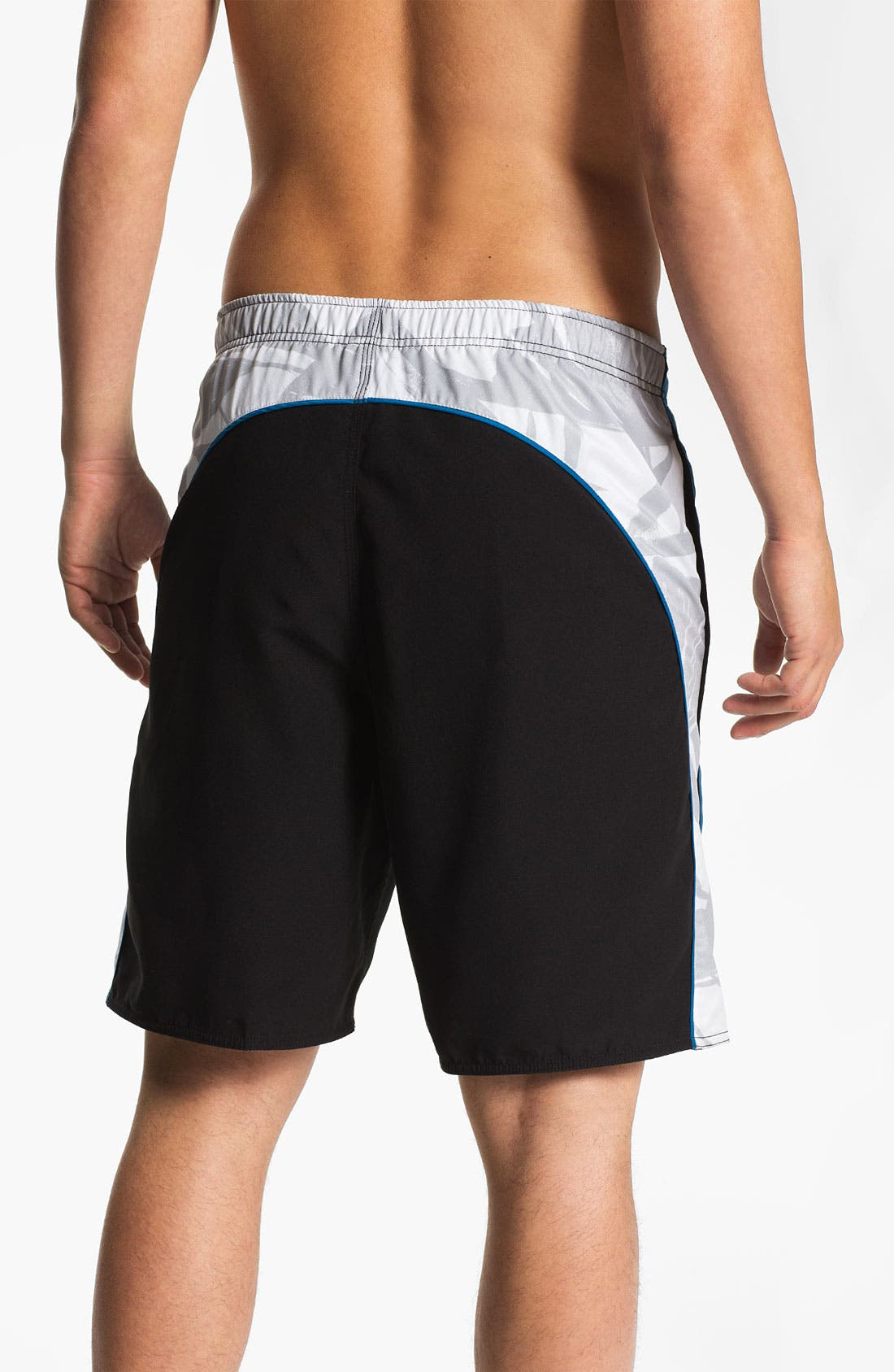 Alternate Image 2  - Quiksilver Waterman Collection 'Angola' Board Shorts