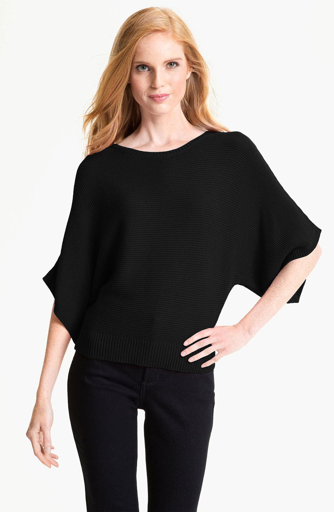 Alternate Image 1 Selected - Chaus Bateau Neck Sweater