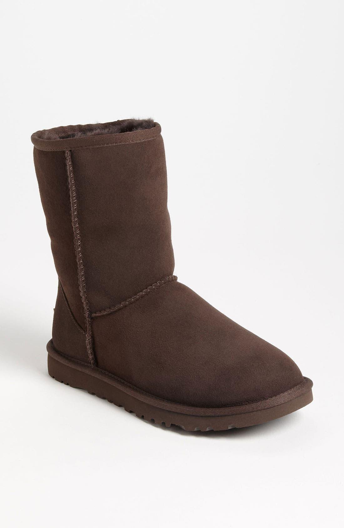 Alternate Image 1 Selected - UGG® 'Classic Short' Boot (Women)