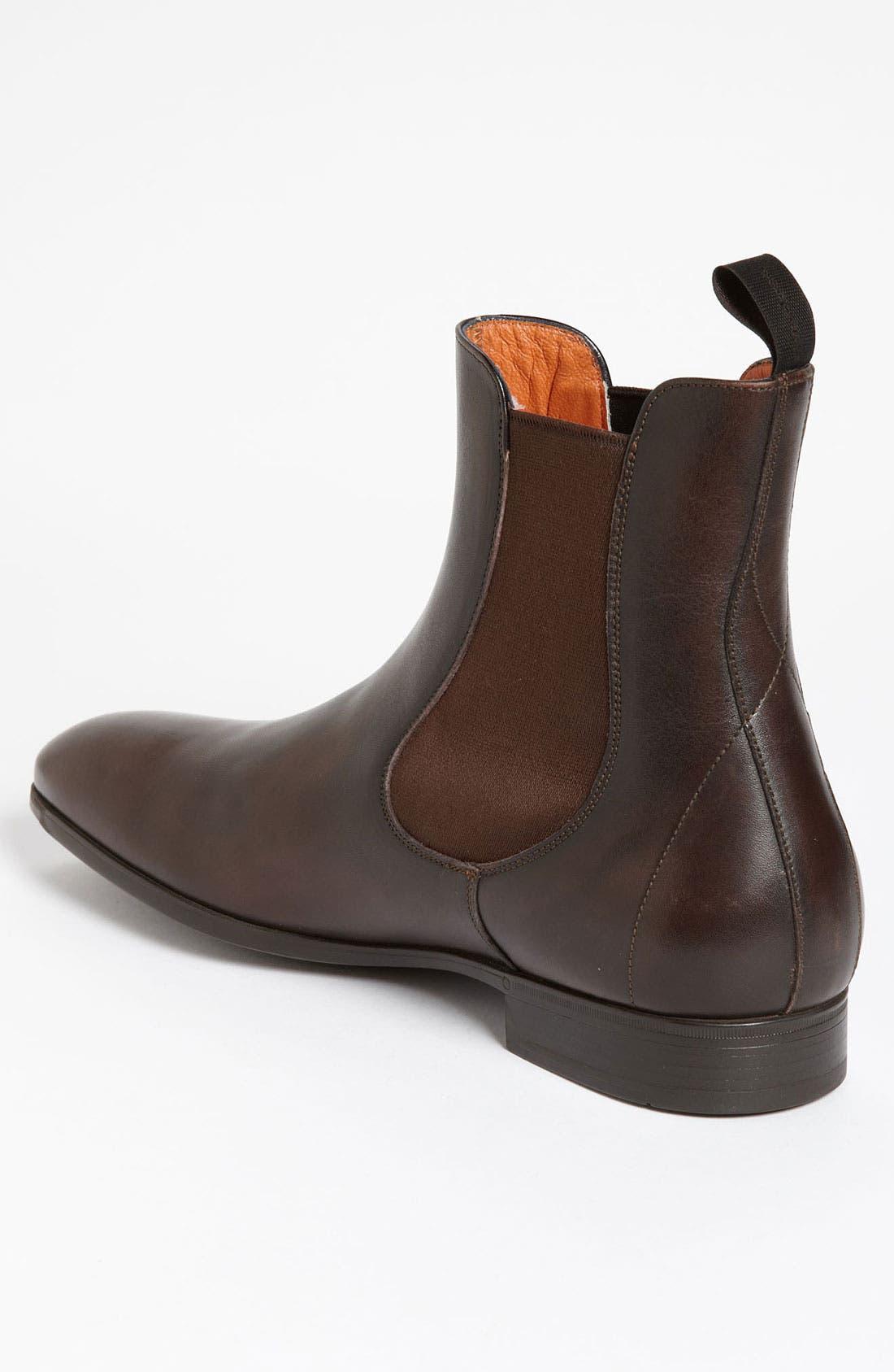 Alternate Image 2  - Santoni 'Shipley' Chelsea Boot