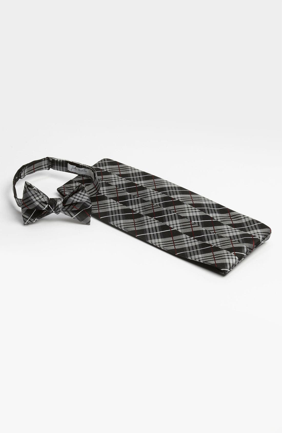 Alternate Image 1 Selected - John W. Nordstrom® Cummerbund & Bow Tie