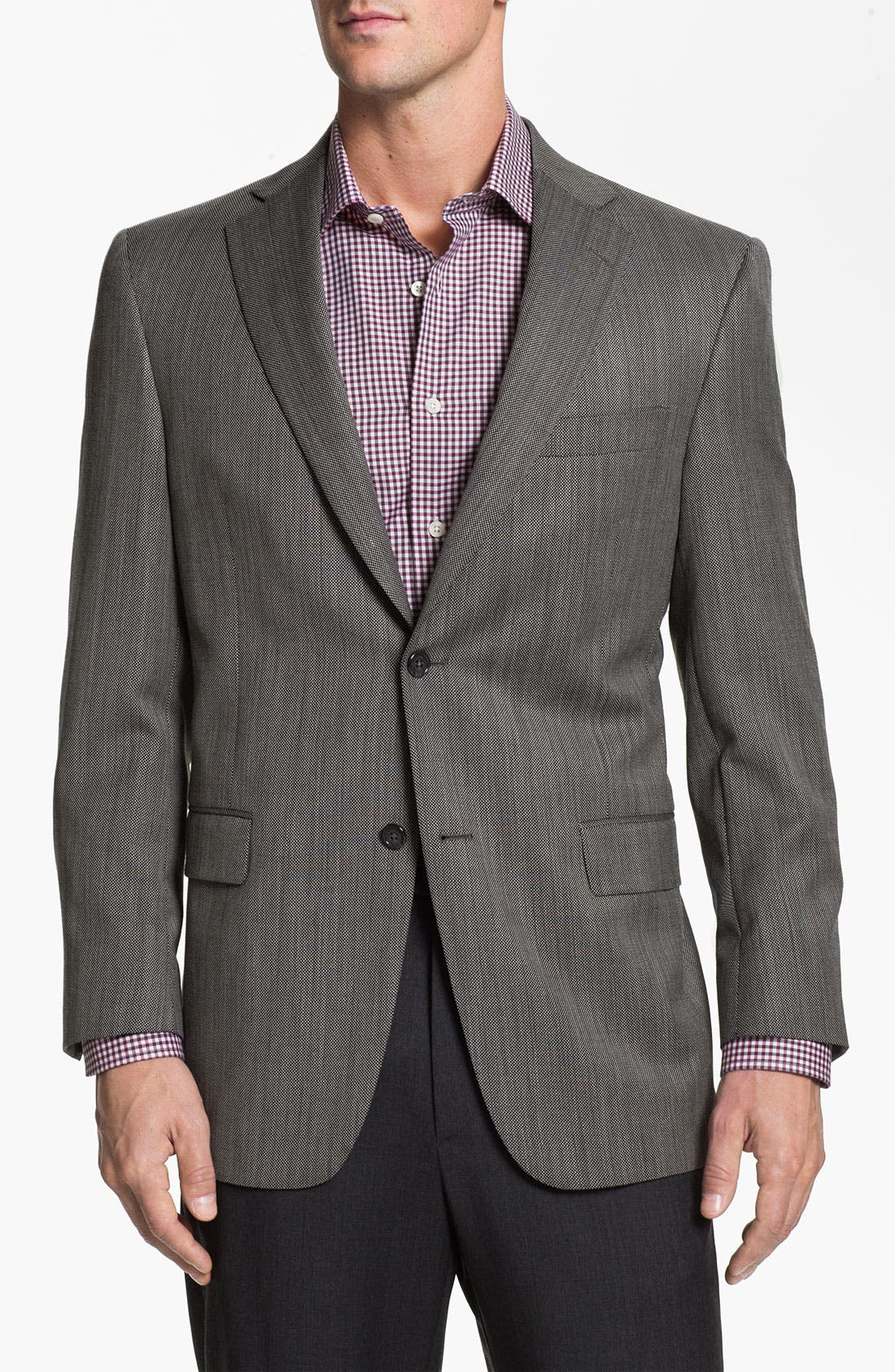 Alternate Image 1 Selected - Hart Schaffner & Marx Two Button Sportcoat