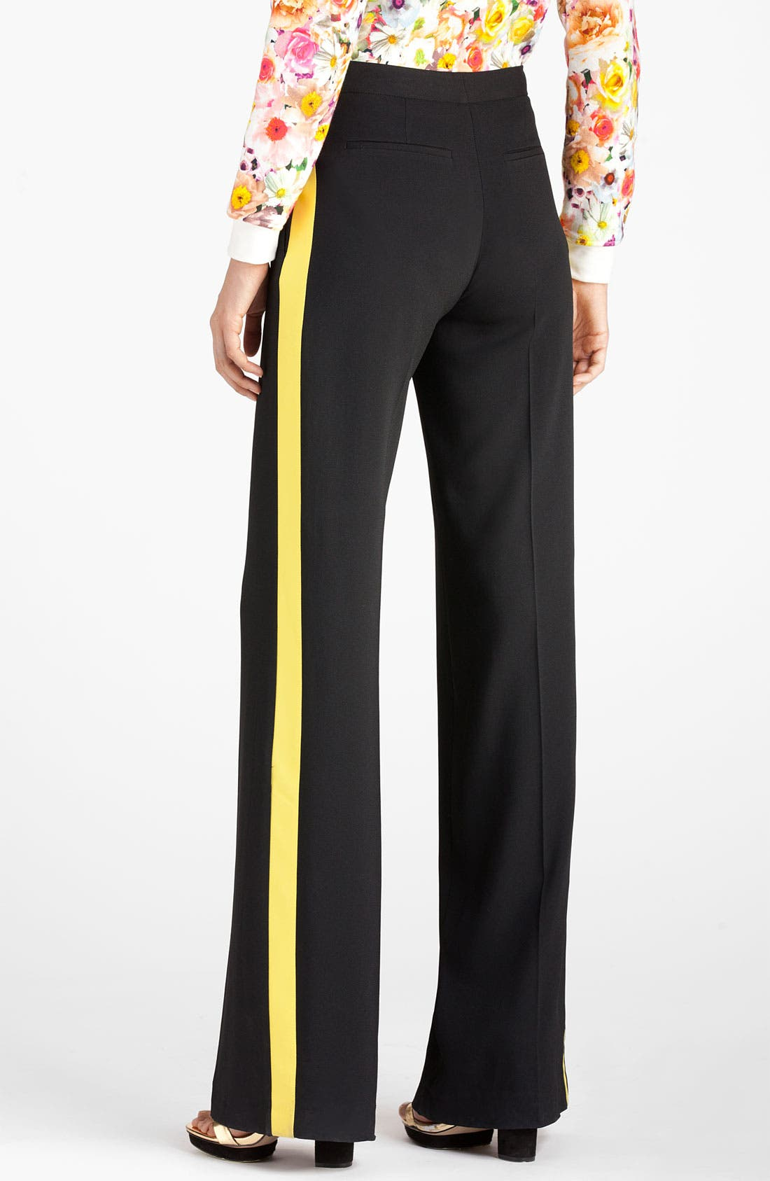 Alternate Image 2  - MSGM Side Stripe Trousers