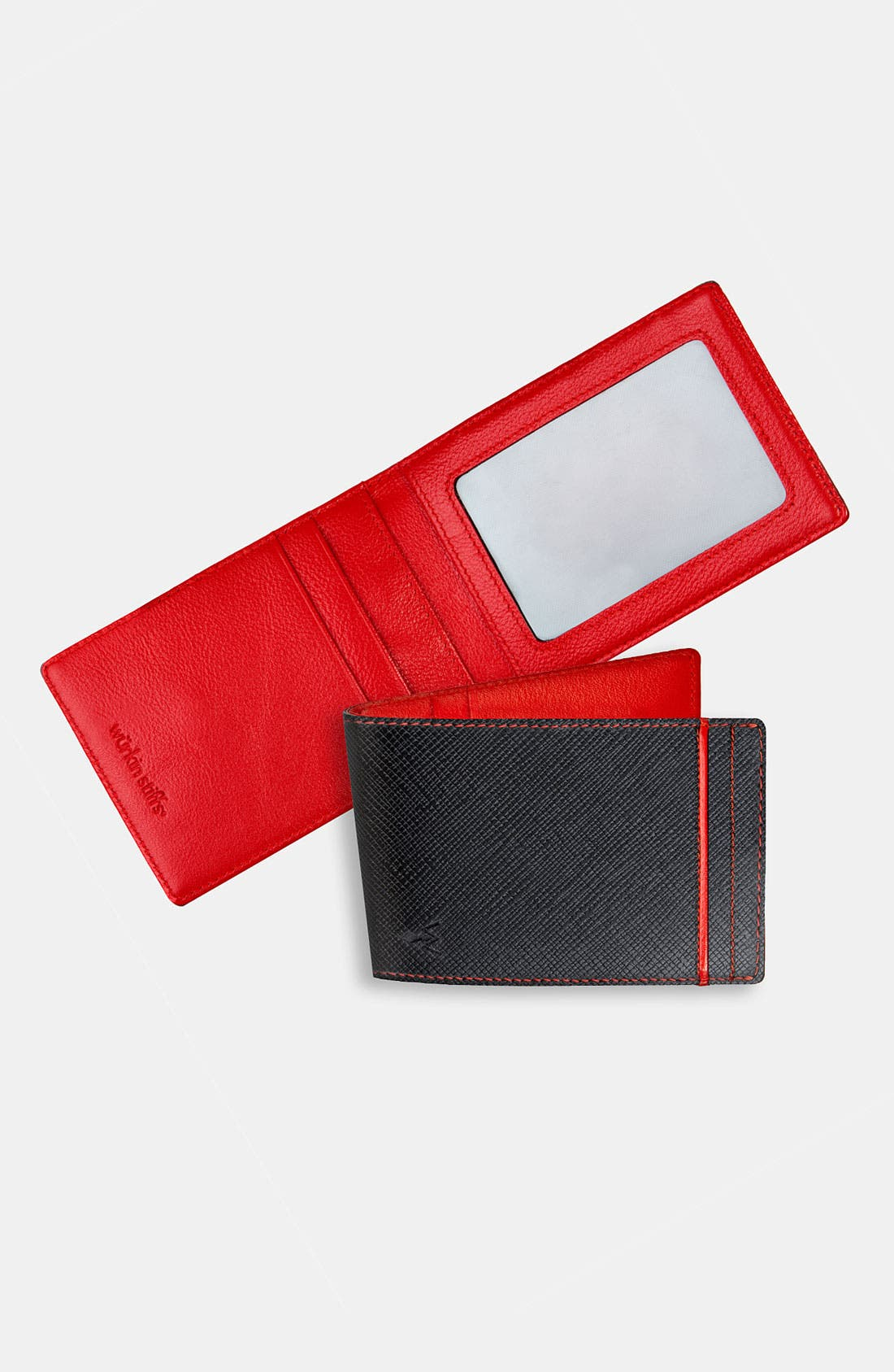 Alternate Image 1 Selected - Würkin Stiffs RFID Blocker Wallet