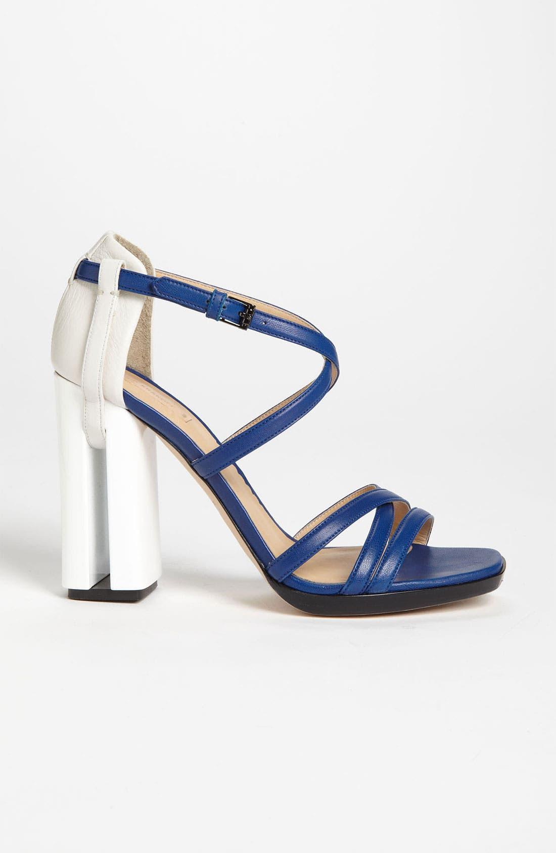 Alternate Image 4  - Reed Krakoff Cutout Heel Sandal