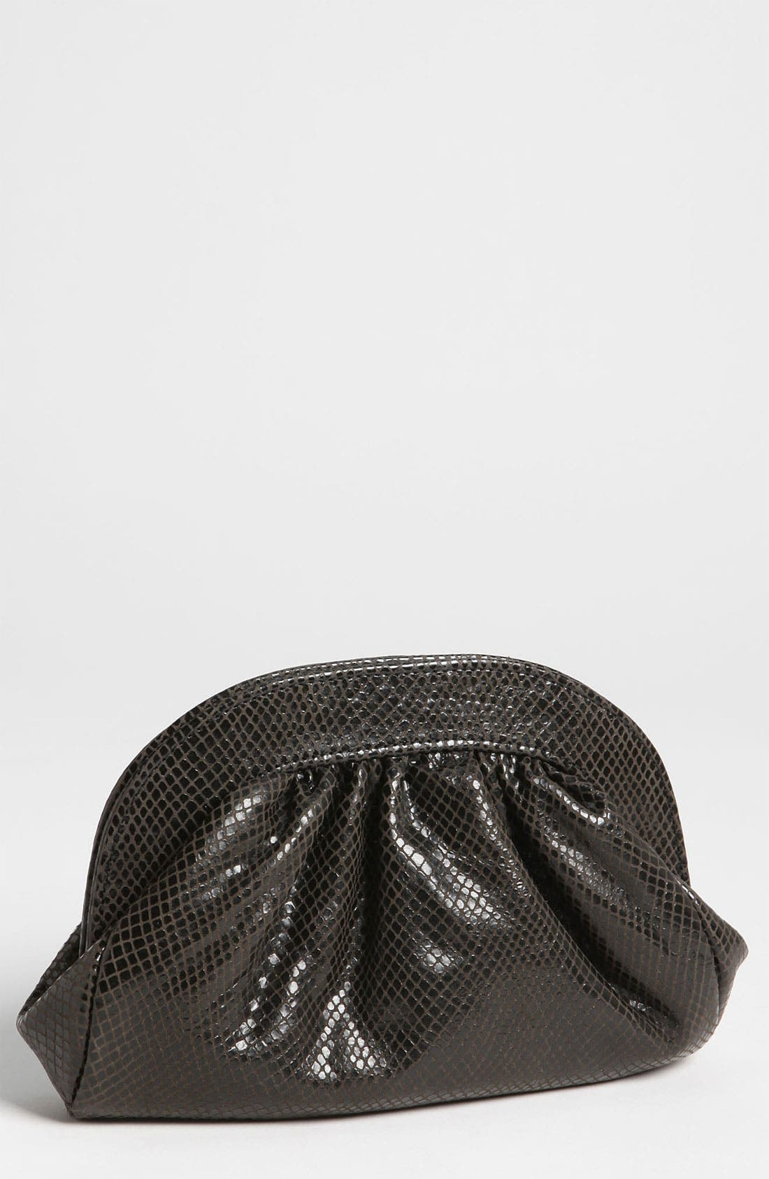 Alternate Image 1 Selected - Lauren Merkin 'Vivi' Snake Embossed Clutch