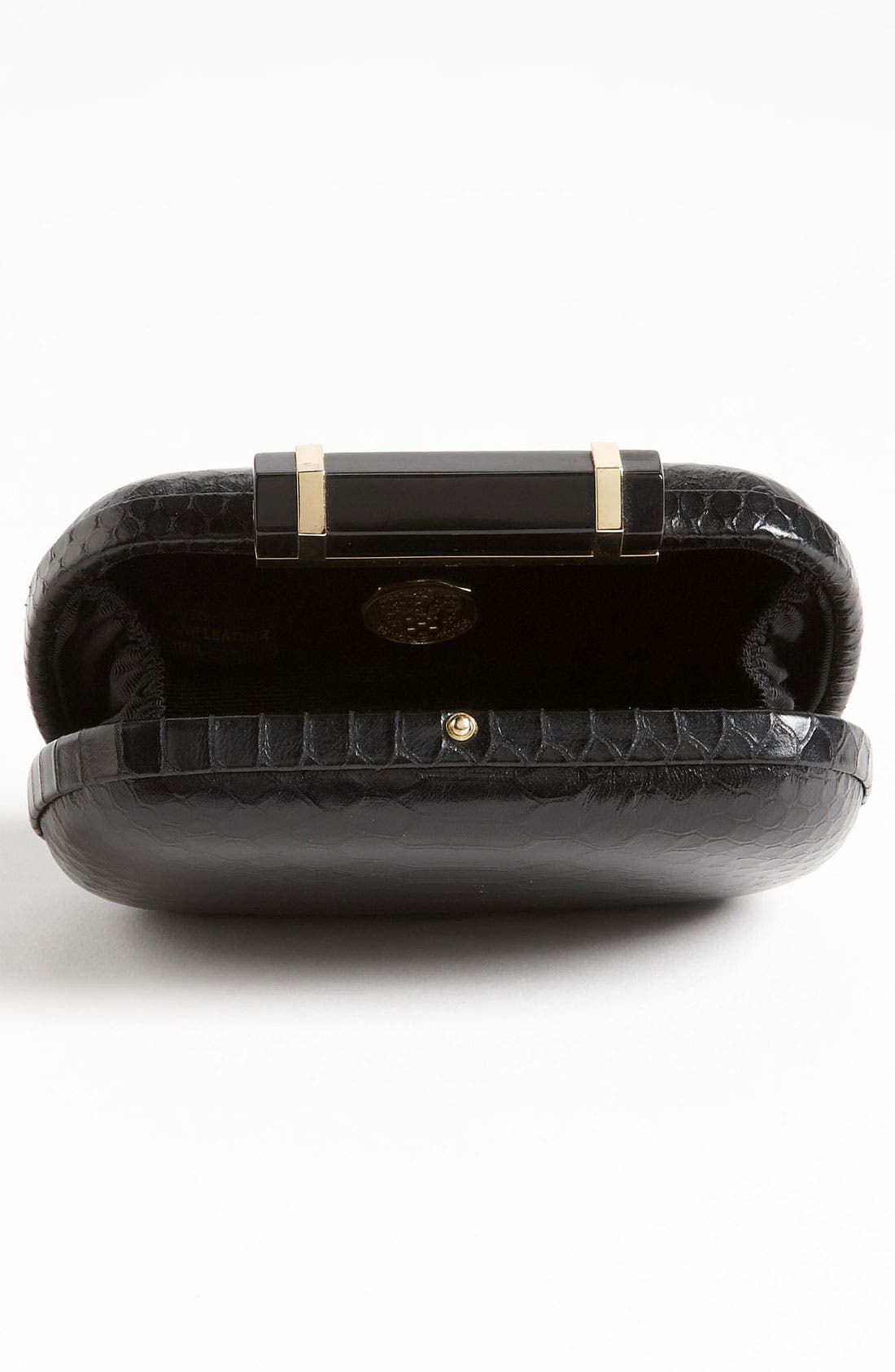 Alternate Image 3  - Vince Camuto 'Onyx French' Clutch