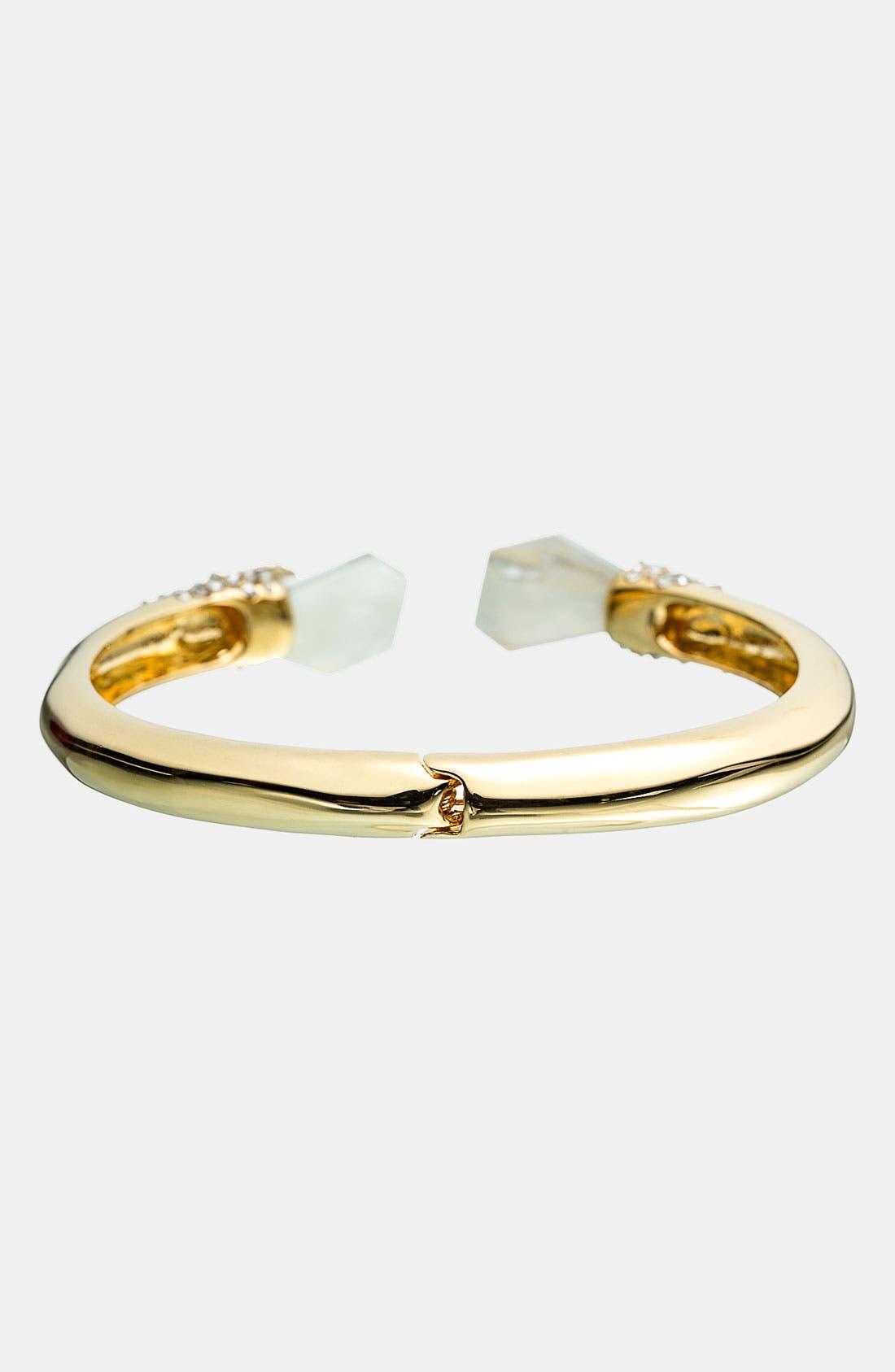 Alternate Image 2  - Alexis Bittar 'Miss Havisham - Bel Air' Stone Cap Cuff Bracelet