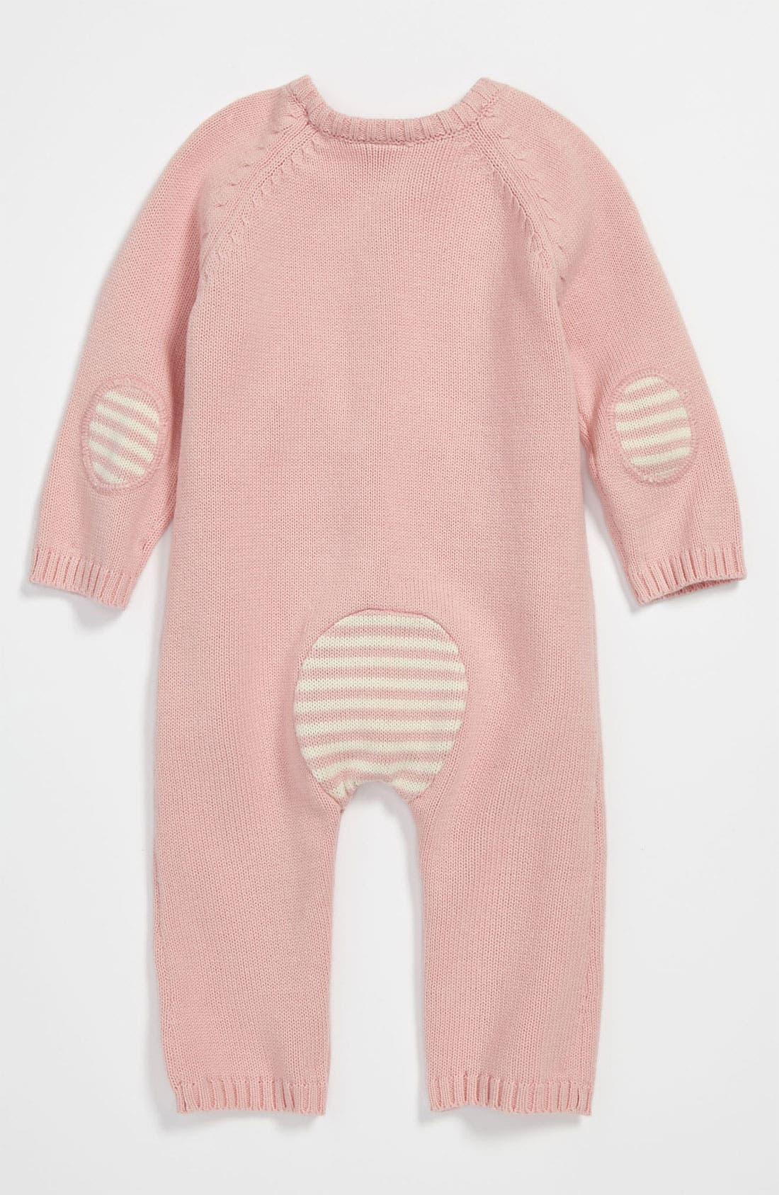 Alternate Image 2  - Nordstrom Baby Sweater Knit Coveralls (Infant)
