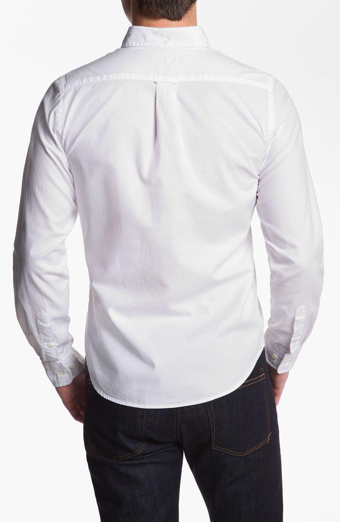 Alternate Image 2  - Gant Rugger Oxford Shirt