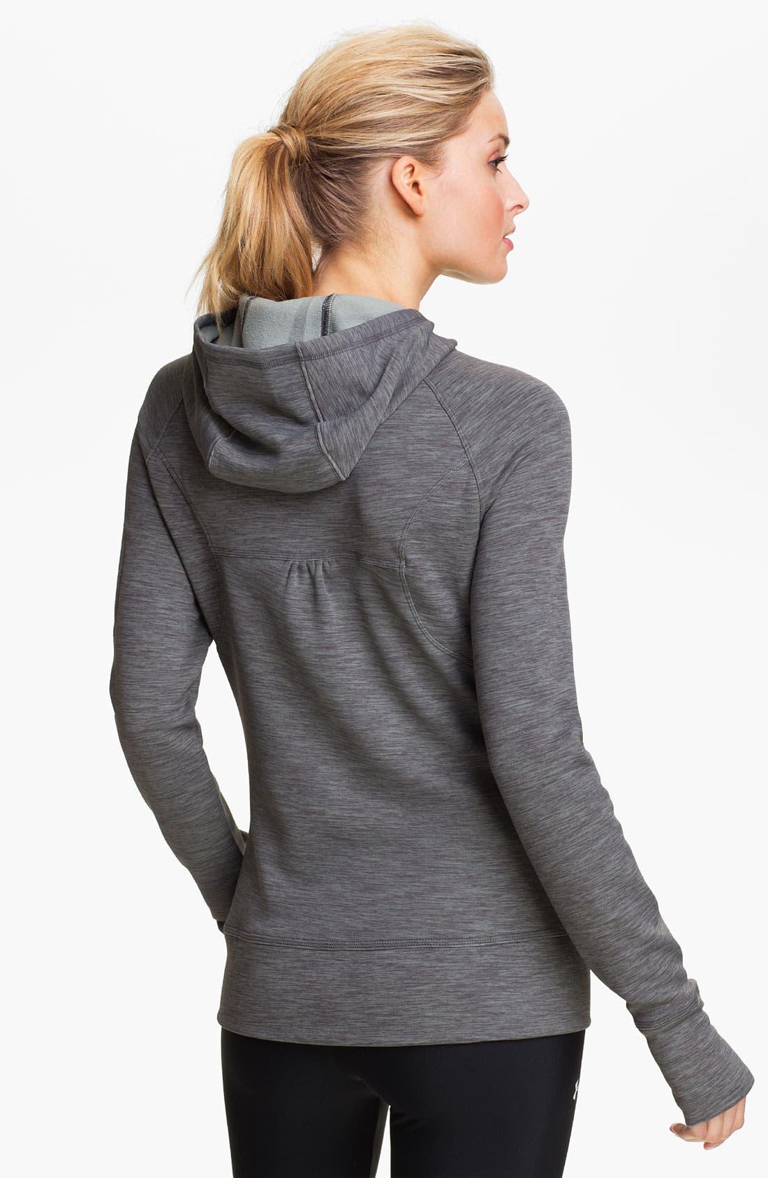 Alternate Image 2  - Under Armour Storm Fleece Full Zip Hoodie