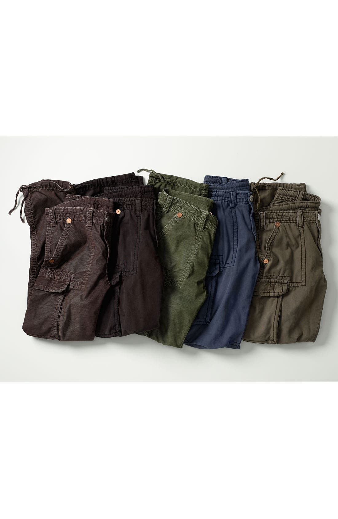 Alternate Image 3  - True Religion Brand Jeans 'Anthony' Straight Leg Cargo Pants (Online Exclusive)