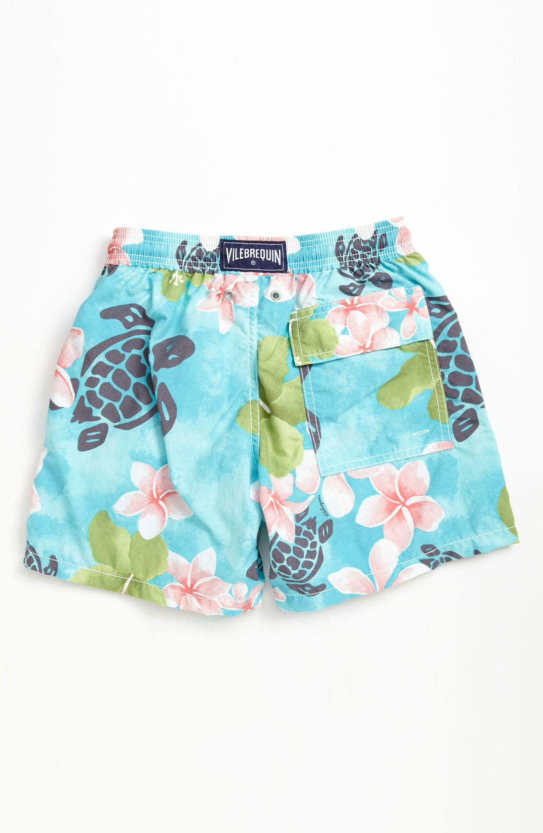 Alternate Image 2  - Vilebrequin 'Jim/Jam' Print Swim Trunks (Little Boys & Big Boys)