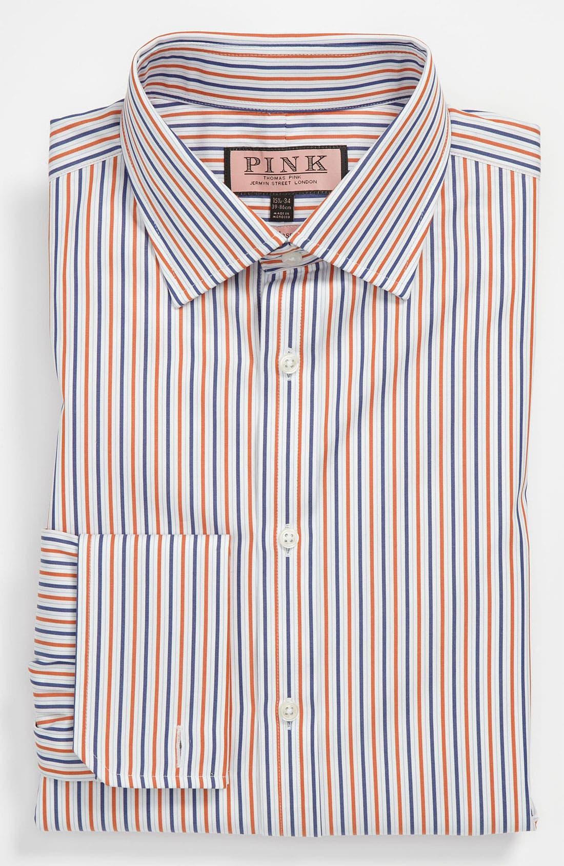 Main Image - Thomas Pink Classic Fit Dress Shirt
