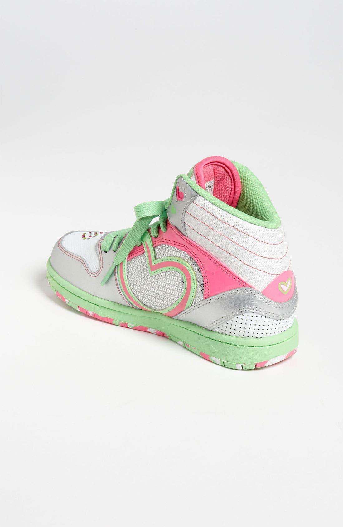 Alternate Image 2  - SKECHERS 'Twinkle Toes - Heart N' Soul' Sneaker (Toddler, Little Kid & Big Kid)