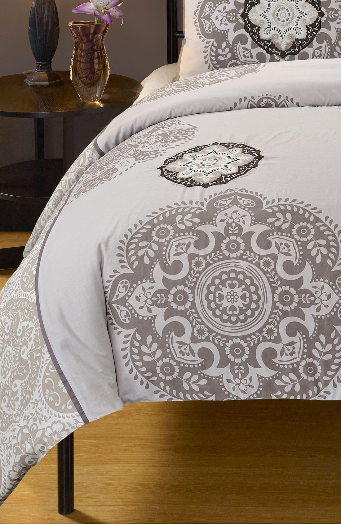 Alternate Image 3  - KAS Designs 'Annika' Duvet Cover Set (Online Only)