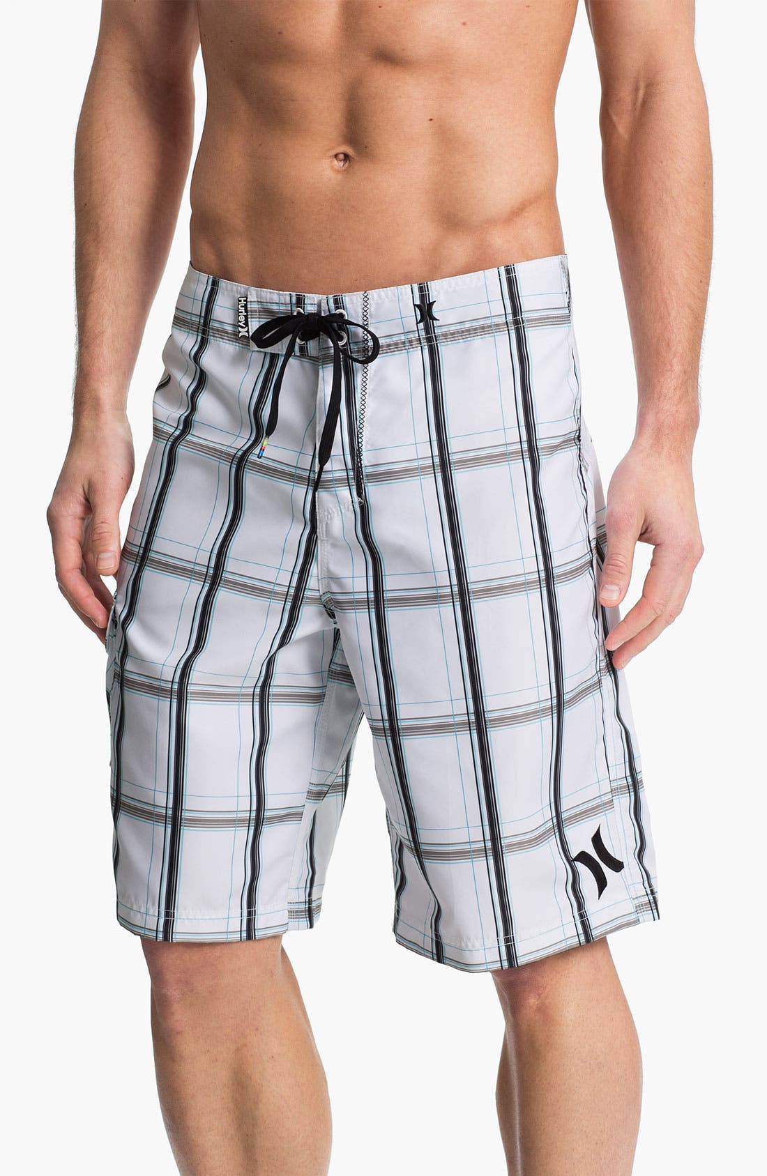 Main Image - Hurley 'Puerto Rico' Recycled Board Shorts (Men)