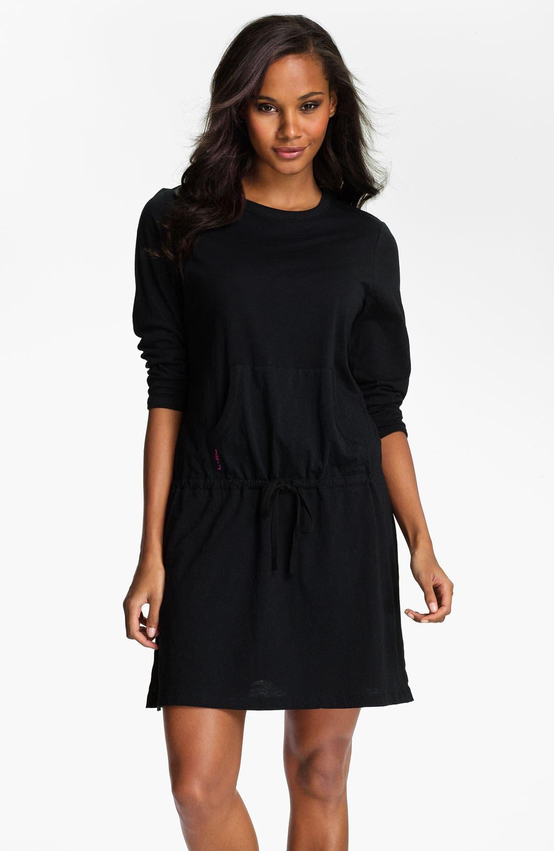 Main Image - Lauren Ralph Lauren Sleepwear Knit Lounge Dress